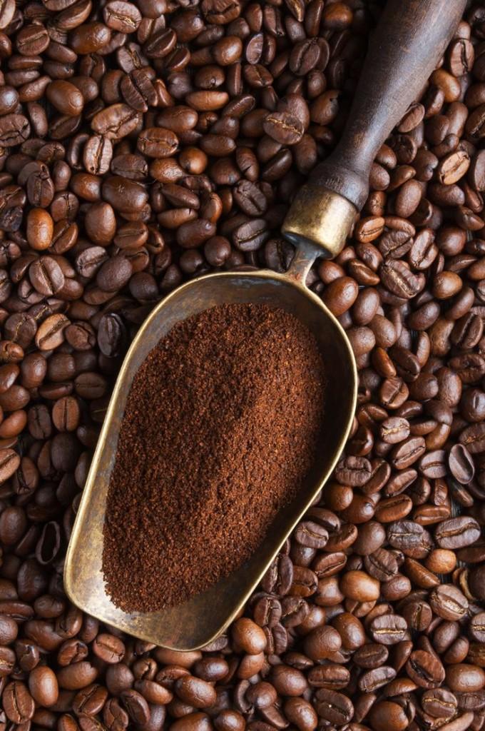 Koffie: Heerlijk vers
